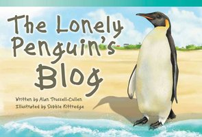The Lonely Penguin's Blog Audiobook - Alan Trussell-Cullen
