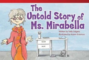The Untold Story of Ms. Mirabella Audiobook