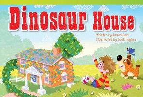Dinosaur House Audiobook - James Reid