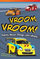 Vroom, Vroom! Poems About Things with Wheels Audiobook - Mark Carthew