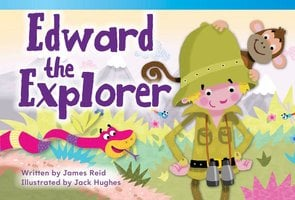 Edward the Explorer Audiobook - James Reid