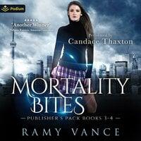 Mortality Bites: Publisher's Pack 2, Books 3-4 - Ramy Vance