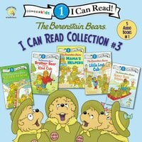 The Berenstain Bears I Can Read Collection #3 - Zondervan