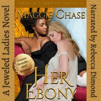 Her Ebony - Sarah M. Anderson, Maggie Chase