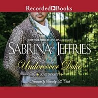 Undercover Duke - Sabrina Jeffries