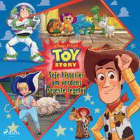 Toy Story - Seje historier om verdens sejeste legetøj - Disney