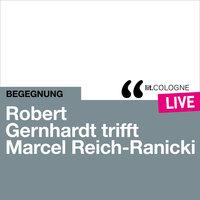 Robert Gernhardt trifft Marcel Reich-Ranicki - lit.COLOGNE live