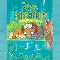 Zoey and Sassafras: Merhorses and Bubbles - Asia Citro
