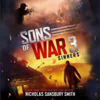 Sons of War 3: Sinners - Nicholas Sansbury Smith