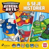Transformers - Rescue Bots - 6 seje historier