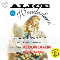 Alice in Wonderland & Jabberwocky - Lewis Carroll, Stuart Dodgson Collingwood