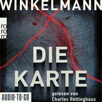 Die Karte - Kerner und Oswald, Band 4 - Andreas Winkelmann