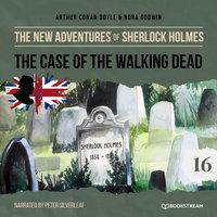 The Case of the Walking Dead - The New Adventures of Sherlock Holmes, Episode 16 - Sir Arthur Conan Doyle, Nora Godwin