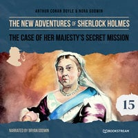 The Case of Her Majesty's Secret Mission - The New Adventures of Sherlock Holmes, Episode 15