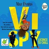 Vi Spy - Maz Evans