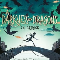 A Darkness of Dragons - S.A. Patrick