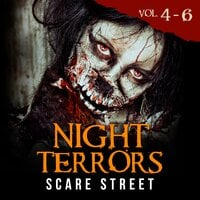 Night Terrors Volumes 4-6 Short Horror Stories Anthology - Scare Street