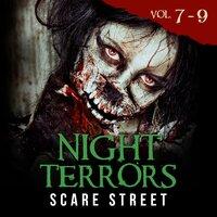 Night Terrors Volumes 7–9: Short Horror Stories Anthology