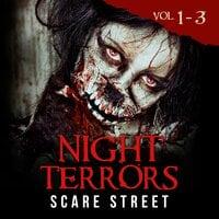 Night Terrors Volumes 1-3: Short Horror Stories Anthology - Scare Street
