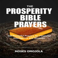 The Prosperity Bible Prayers, 240 Powerful Prayers for Financial Intelligence and Miracles - Moses Omojola