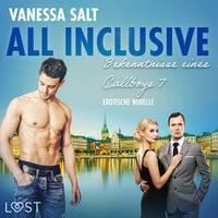 All inclusive - Bekenntnisse eines Callboys 7 - Vanessa Salt