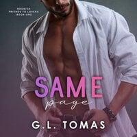 Same Page - G.L. Tomas