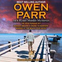 Jack Ryder Mystery Novellas 1-3 - Owen Parr