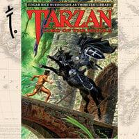 Tarzan, Lord of the Jungle - Edgar Rice Burroughs