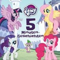 My Little Pony: 5-Minuten-Geschichten - Diverse