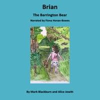 Brian The Barrington Bear - Mark Blackburn, Alice Jowitt