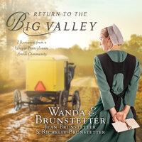 Return to the Big Valley - Wanda E. Brunstetter, Jean Brunstetter, Richelle Brunstetter