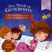 The Star of Generosity - Marili Reed