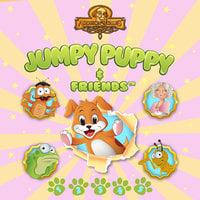 Jumpy Puppy - The First Five Stories - Cornelius Addison