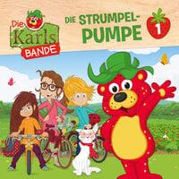 Die Karls-Bande - Folge 1: Die Strumpel-Pumpe - Johannes Disselhoff, Jenny Alten