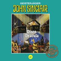 John Sinclair, Tonstudio Braun, Folge 47: Disco Dracula - Jason Dark