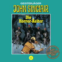 John Sinclair, Tonstudio Braun, Folge 7: Die Horror-Reiter - Jason Dark
