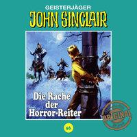 John Sinclair, Tonstudio Braun, Folge 56: Die Rache der Horror-Reiter - Jason Dark