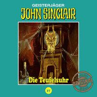 John Sinclair, Tonstudio Braun, Folge 27: Die Teufelsuhr - Jason Dark