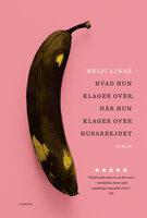 Hvad hun klager over, når hun klager over husarbejdet - Heidi Linde
