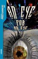 An Eye for an Eye Pageturners Spy - Janet Lorimer