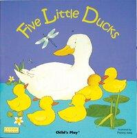Five Little Ducks - Penny Ives