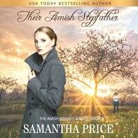 Their Amish Stepfather: Amish Romance - Samantha Price
