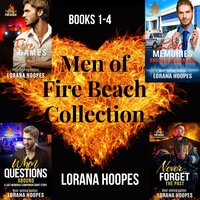 Men of Fire Beach Collection: Books 1-4