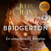 Familien Bridgerton. En uimodståelig fristelse - Julia Quinn