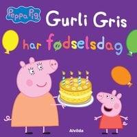Gurli Gris har fødselsdag