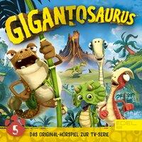 Gigantosaurus: Gigantos Lachen - Marcus Giersch