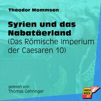 Syrien und das Nabatäerland - Das Römische Imperium der Caesaren, Band 10 - Theodor Mommsen