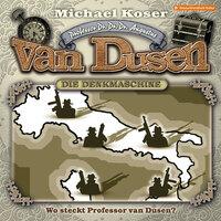 Professor van Dusen, Folge 29: Wo steckt Professor van Dusen?