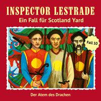 Ein Fall für Scotland Yard 10: Der Atem des Drachen - Andreas Masuth