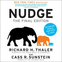 Nudge: The Final Edition - Cass R. Sunstein, Richard H. Thaler